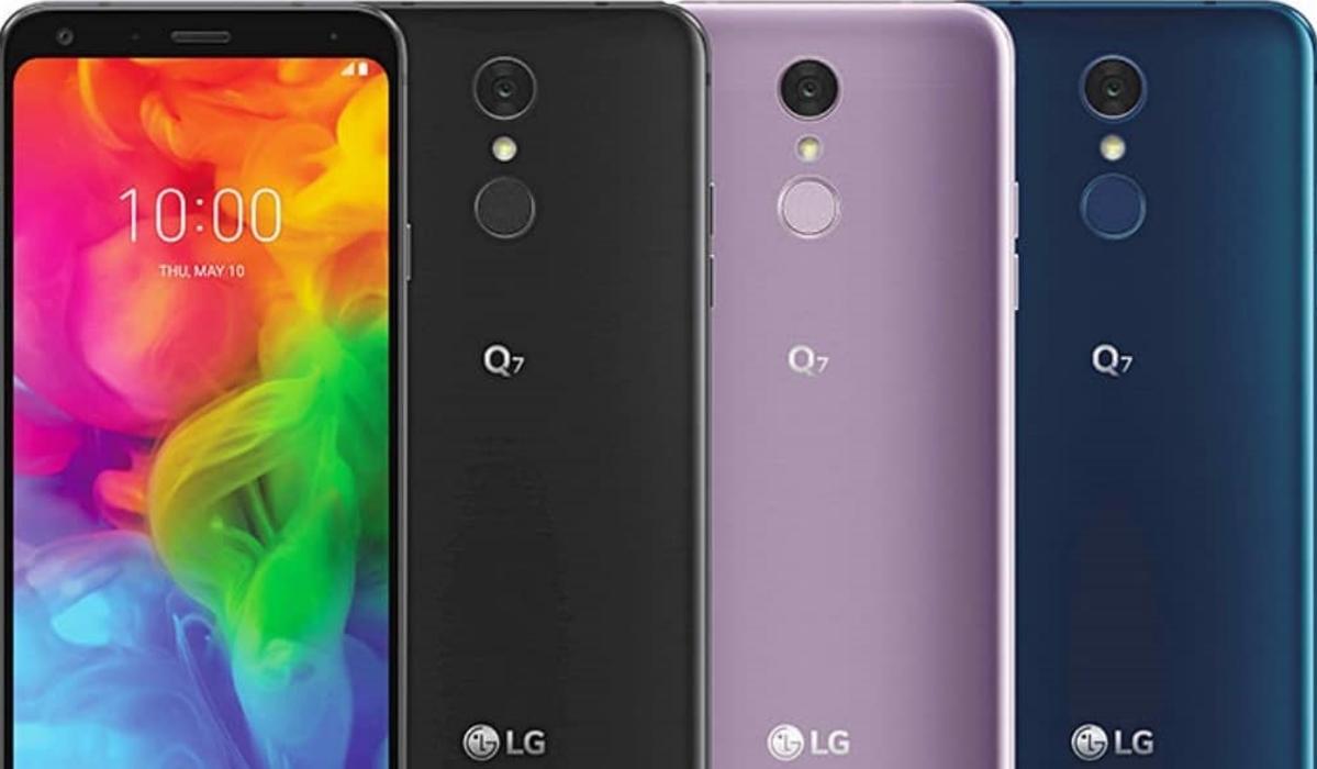 LG anuncia os novos Q7