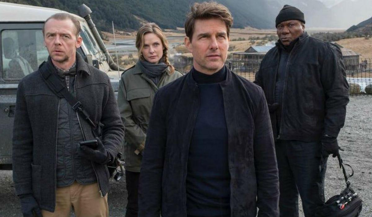 """Nem um tornozelo partido parou a """"Missão Impossível"""" de Tom Cruise"""