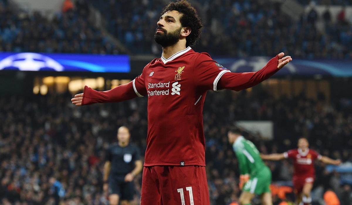 Mohamed Salah, dos treinos a 4 horas de distância à final da Champions