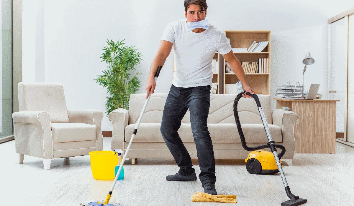 8 truques para ficar com a casa arrumada e limpa em apenas 30 minutos