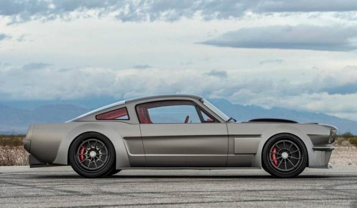 O Mustang que tem mais 1000cv e custa 830 mil euros