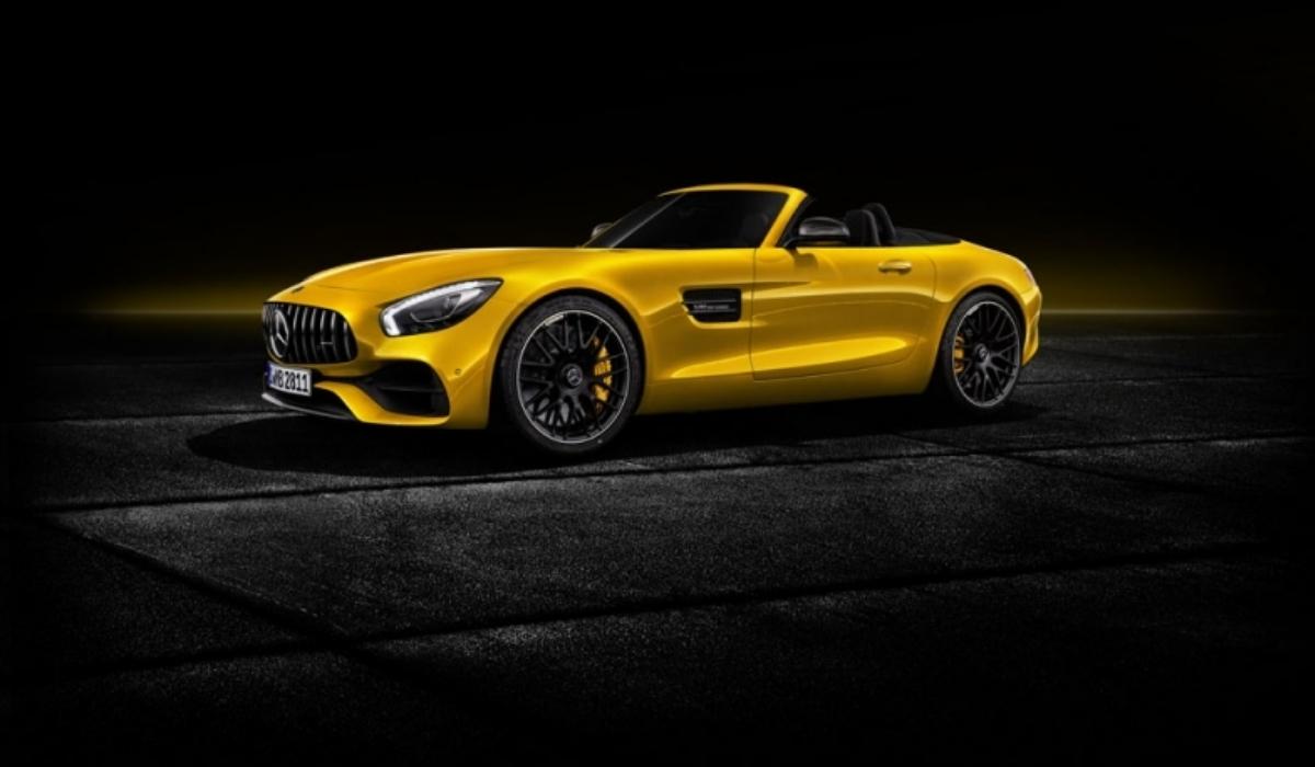 Prepare-se para ficar com cabelos ao vento com os 308 km/h do novo AMG GT da Mercedes