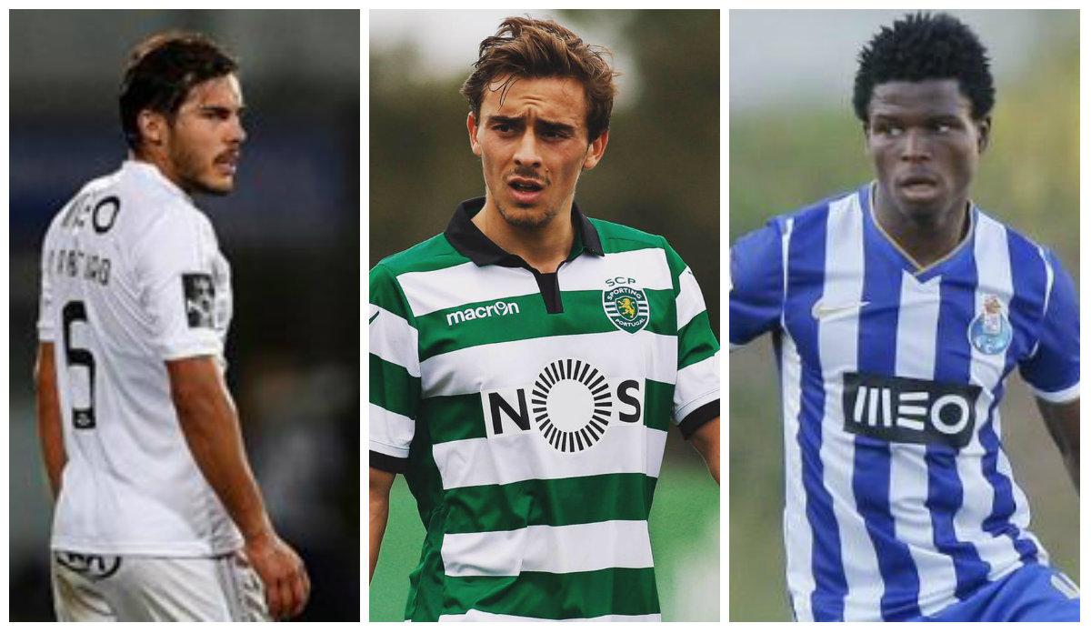 Os emprestados que podem voltar a Benfica, Sporting e FC Porto