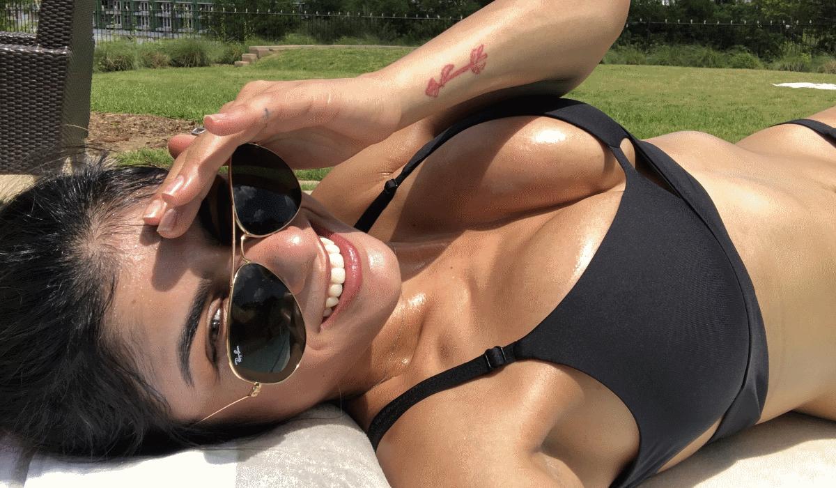 Mia Khalifa, a atriz pornográfica que virou comentadora desportiva