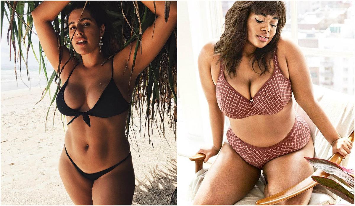 10 modelos que provam que ter uns quilos a mais está na moda