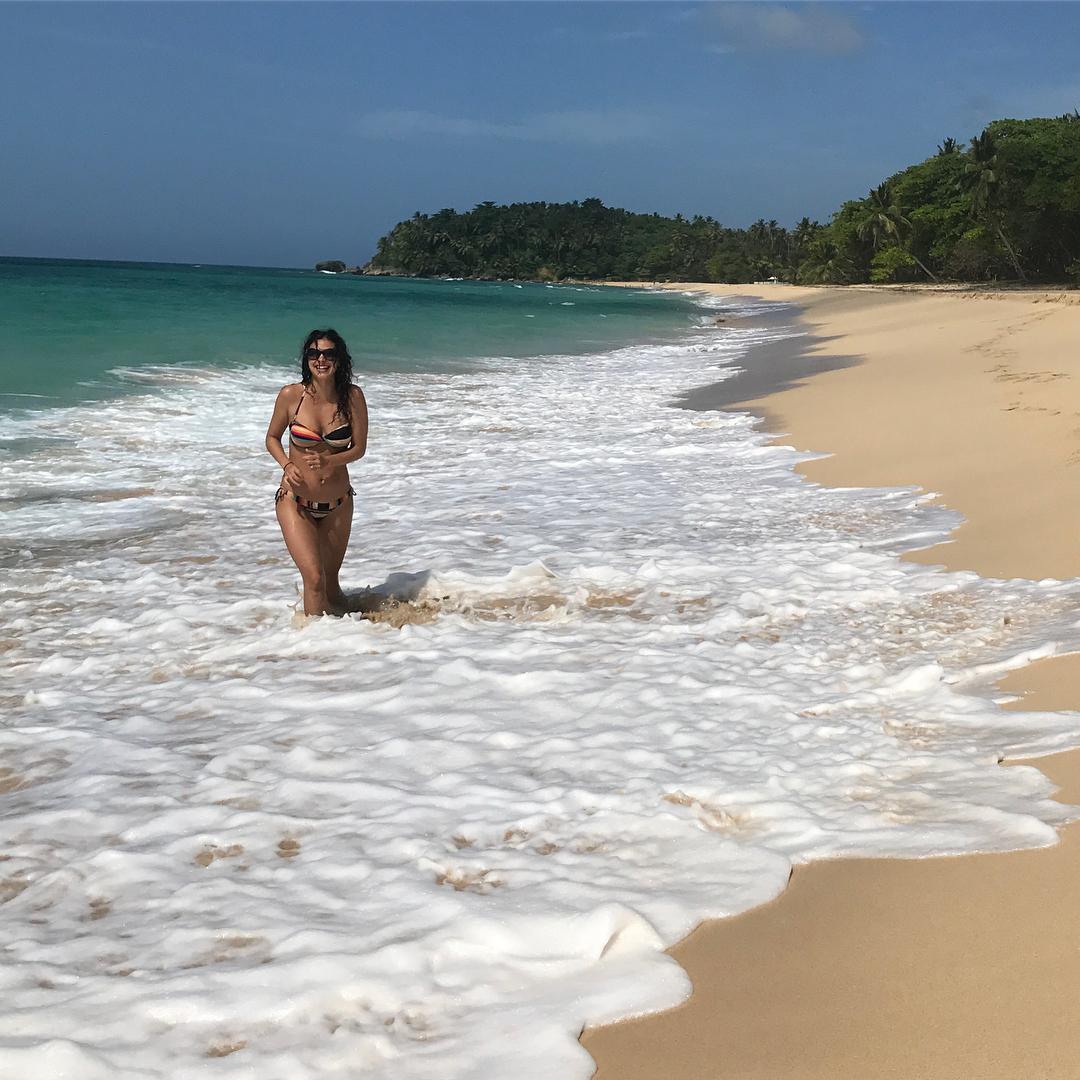 Morena Baccarin. De menina do Rio a estrela de Hollywood