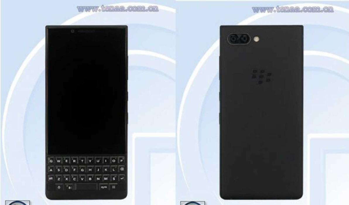 Novo topo de gama da BlackBerry já está no forno