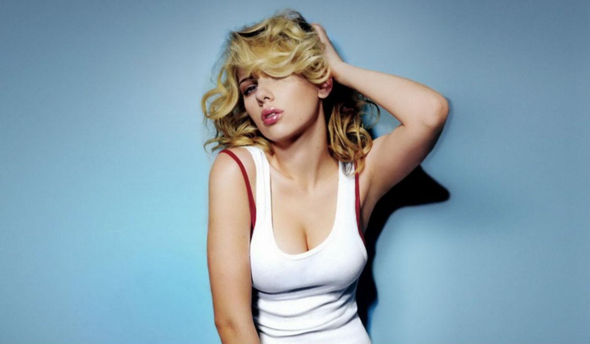 Scarlett Johansson, a vizinha do lado