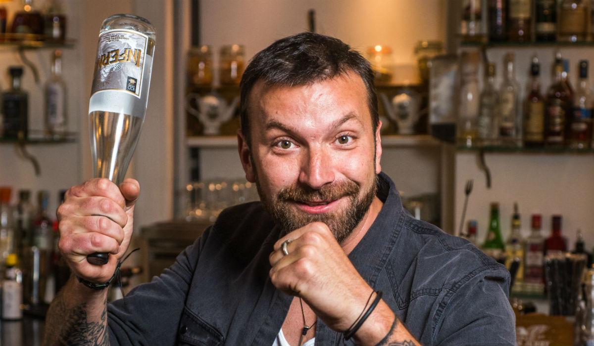 O espaço 100 Maneiras, do Chef Ljubomir Stanisic, lança aguardente