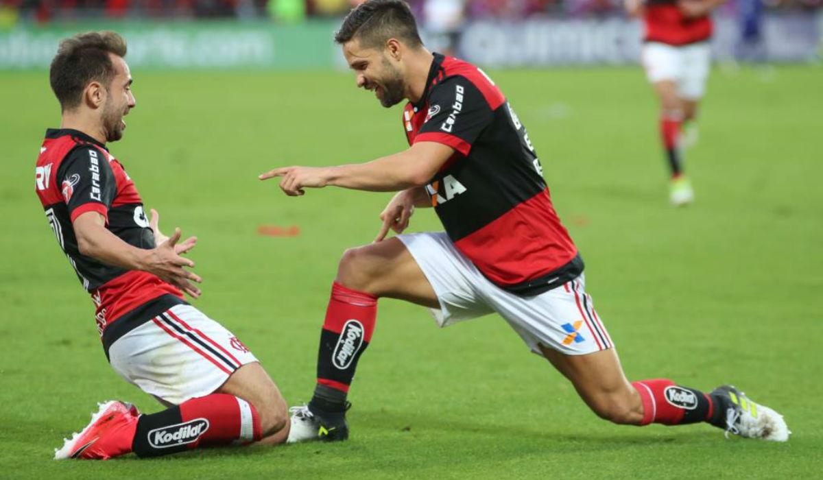 Diego, o capitão de Jorge Jesus já foi agredido pelos adeptos do Flamengo