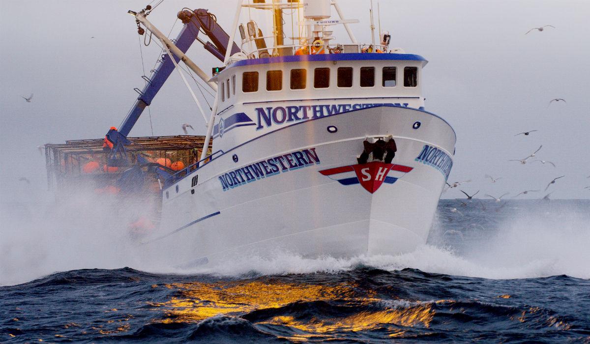 Pesca Radical regressa ao Discovery Channel para a temporada mais dura de sempre
