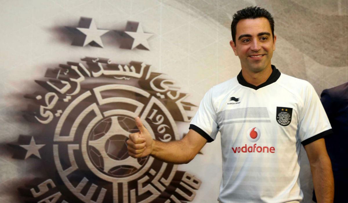 Xavi apanhado a falar mal do Real Madrid e FC Barcelona