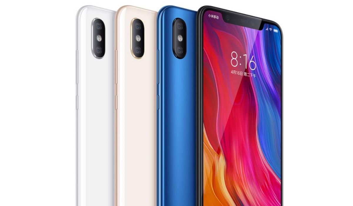 Xiaomi Mi 8 melhor que o iPhone X