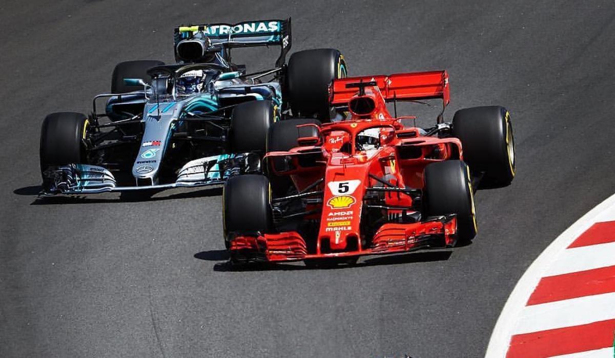 Emoção da nova temporada da F1 chega aos videojogos
