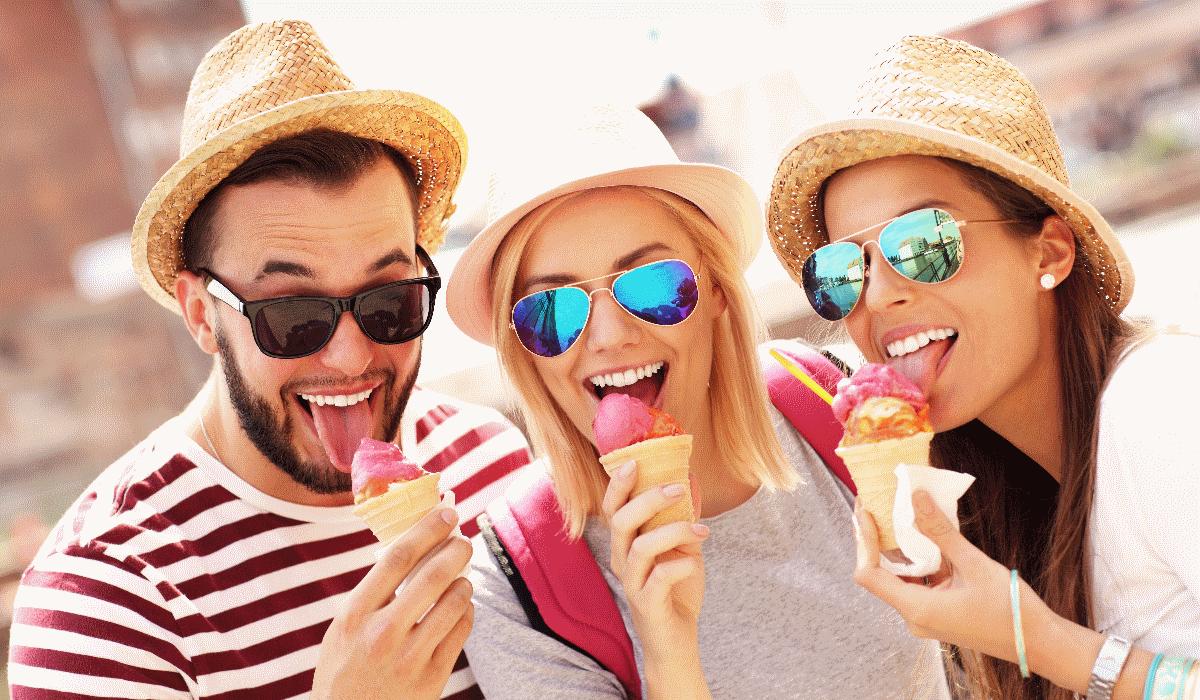 Emirates vai oferecer gelados durante o verão