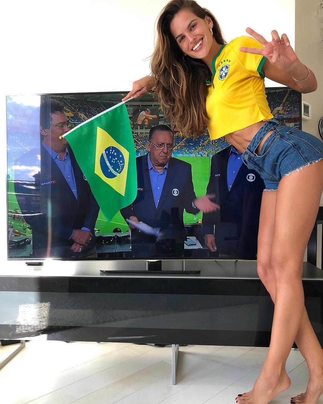 De falta de apoio (e que apoio) é que o Brasil não se pode queixar