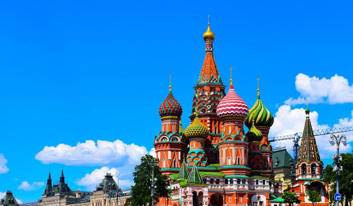 14 paragens obrigatórias em Moscovo