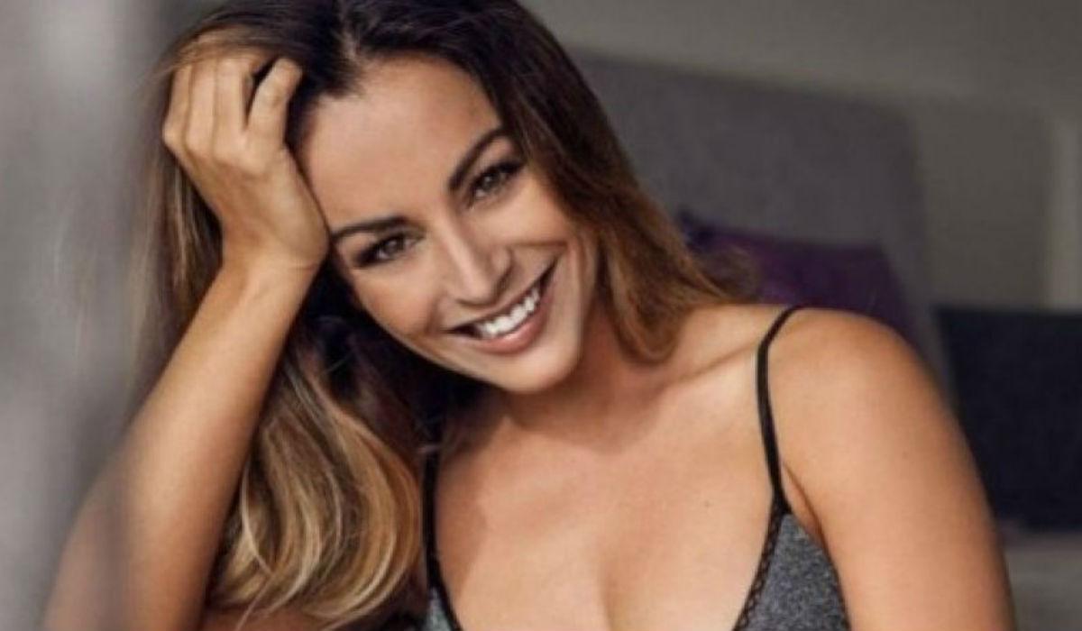 """Depois de uma longa ausência, Joana Duarte regressou à televisão e faz parte do elenco da telenovela da SIC """"Vidas Opostas""""."""
