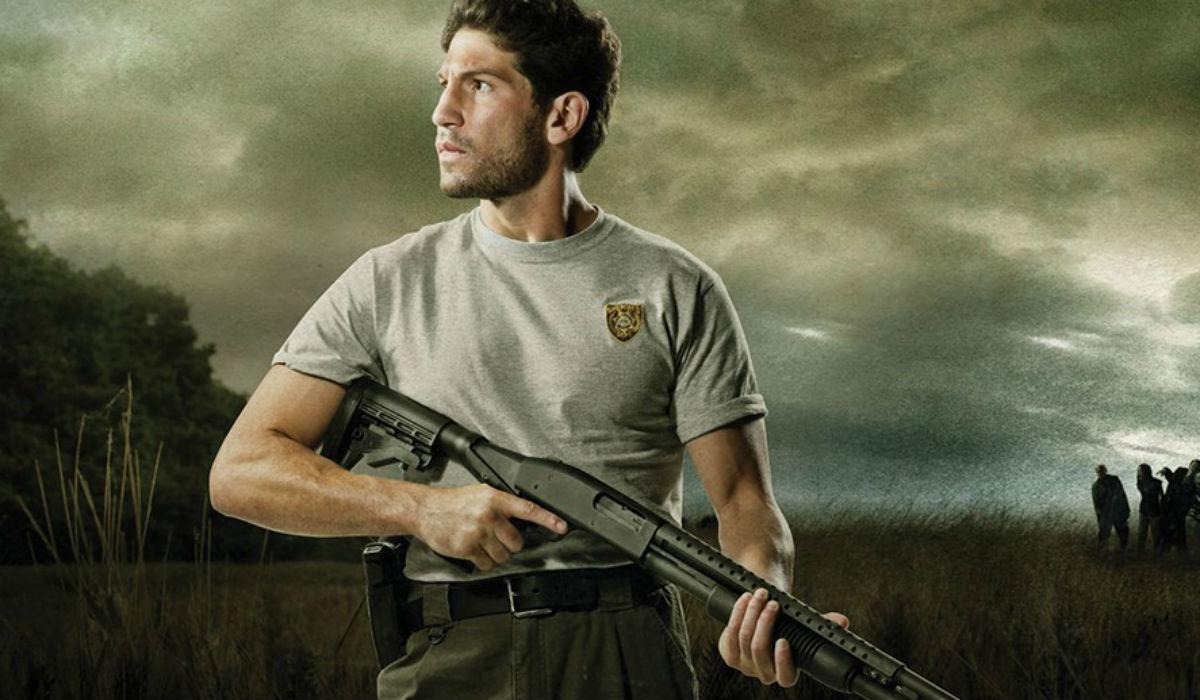 """JonBernthal de regresso a """"The Walking Dead"""""""