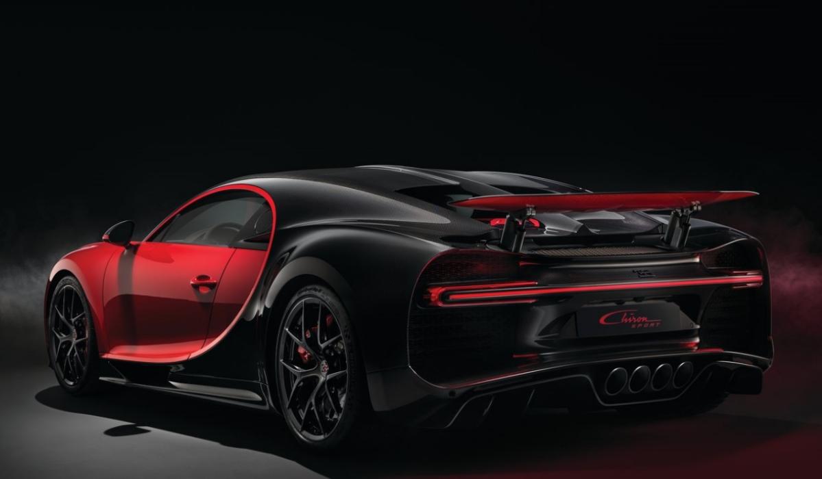 Vem aí o mais exclusivo de todos os Bugatti