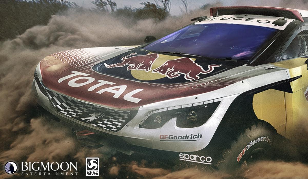 Rally Dakar está de volta a Portugal, agora em videojogo