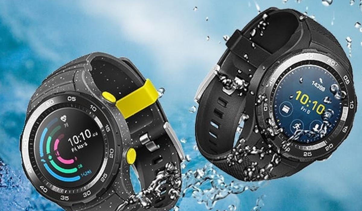 O smartwatch que está um passo à frente