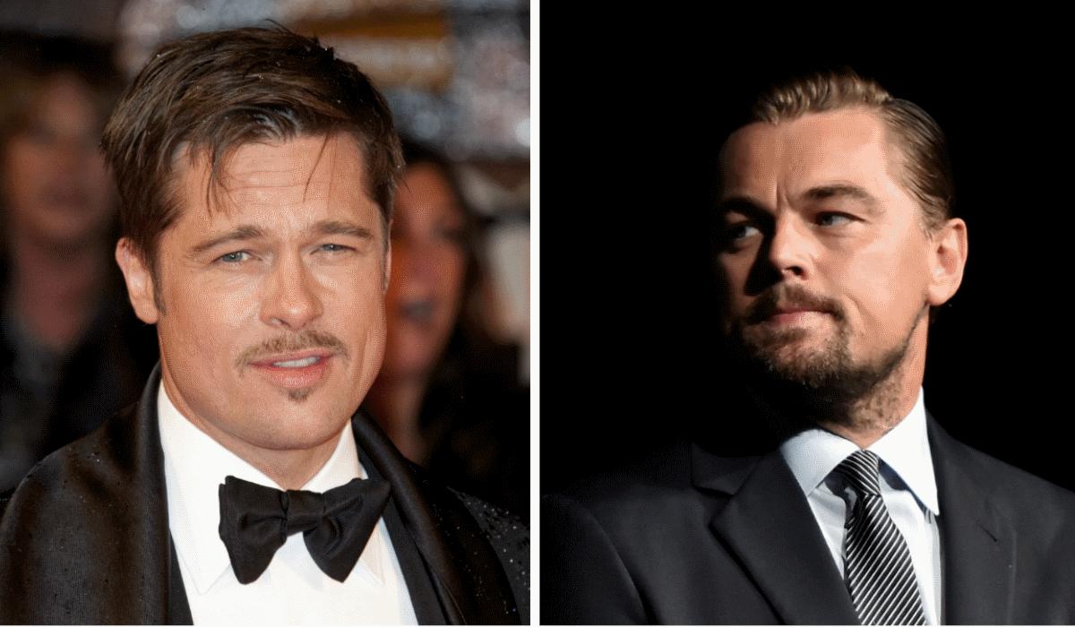 """Brad Pitt e Leonardo DiCaprio recusaram entrar em """"Brokeback Mountain"""""""
