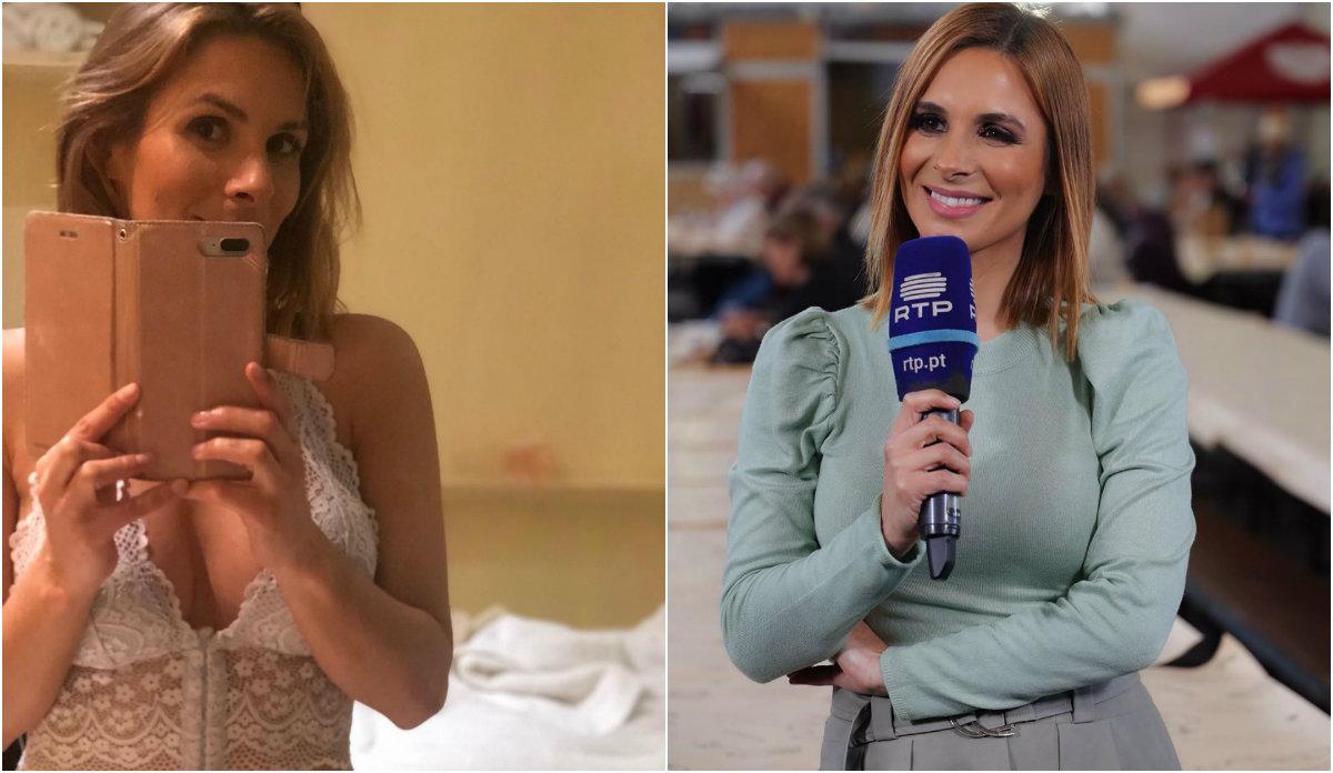 Catarina Camacho, a apresentadora da RTP que faz serviço público no Instagram
