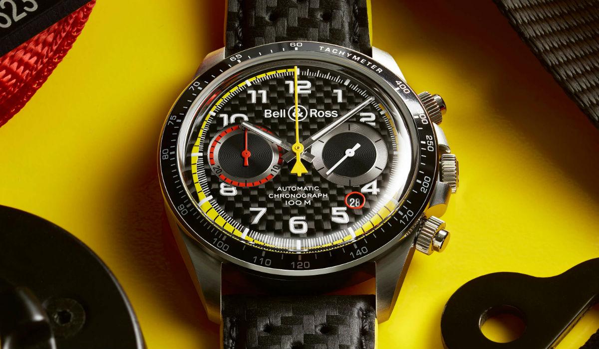 O relógio vintage que foi inspirado na Fórmula 1