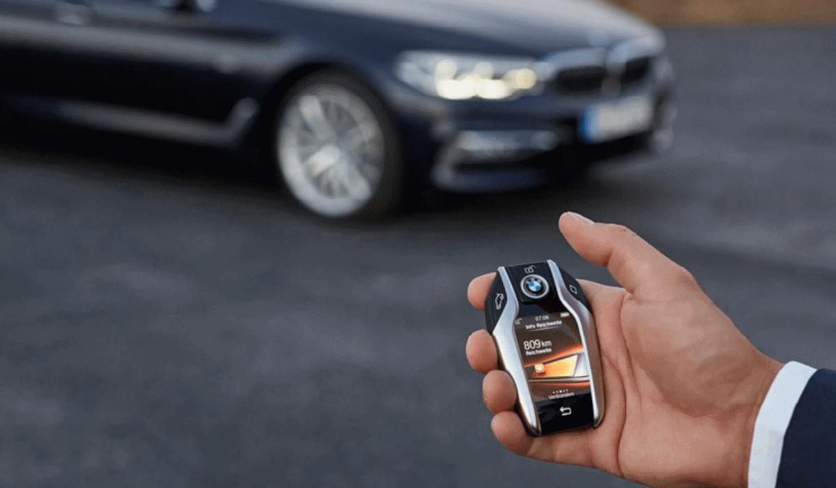 Prepare-se para trocar a chave do carro pelo smartphone