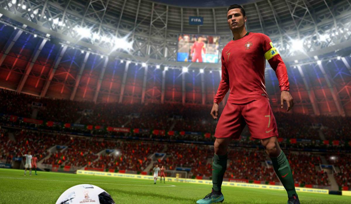 FIFA 18 é o melhor amigo do homem português
