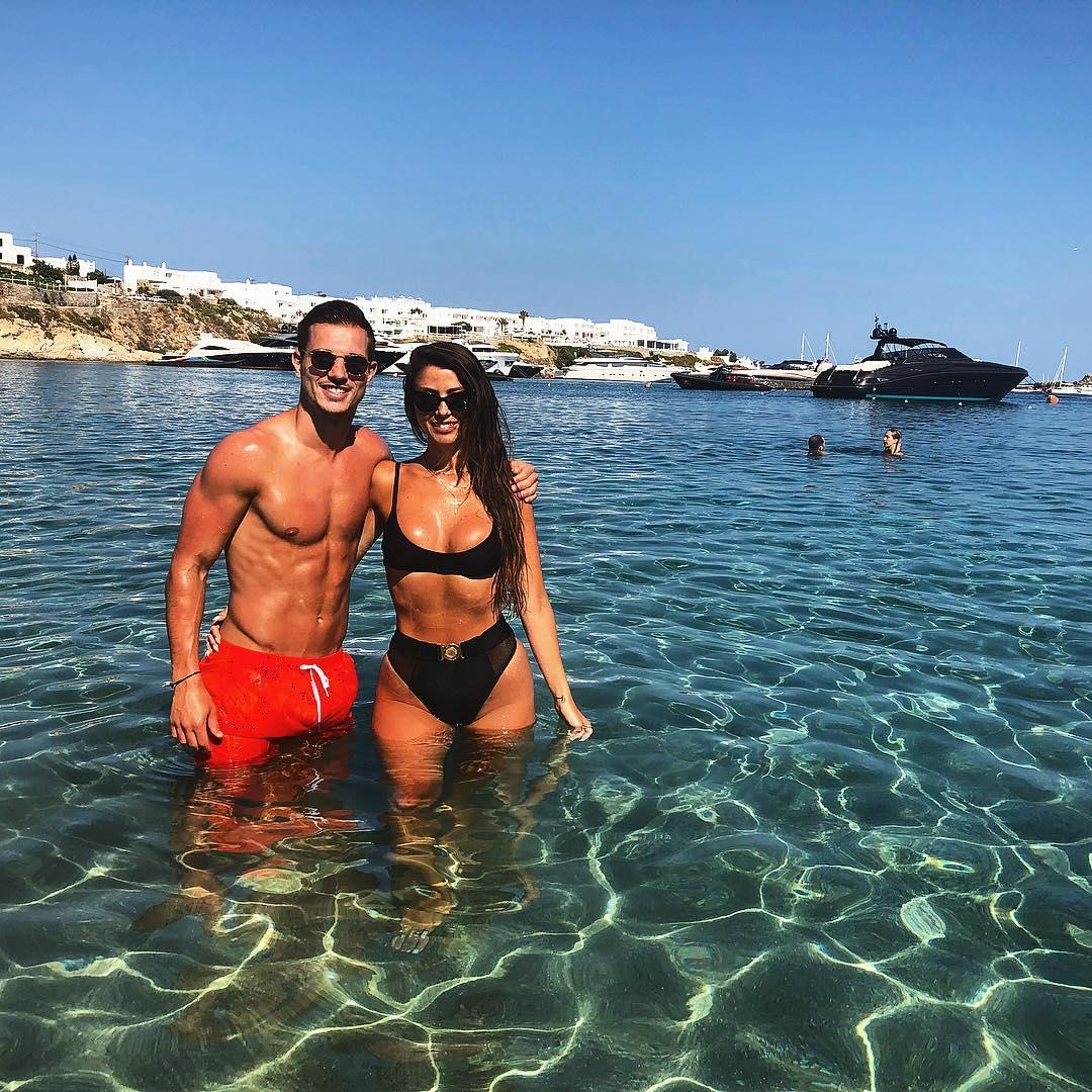 Filipa Brandão dá um encanto mais especial à Grécia