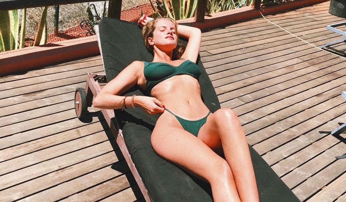 Júlia Palha espalhou beleza pelo Algarve