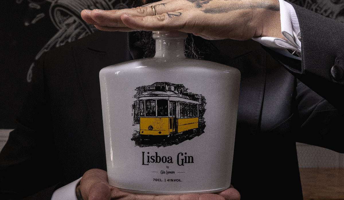 Lisboa já tem um gin feito à medida