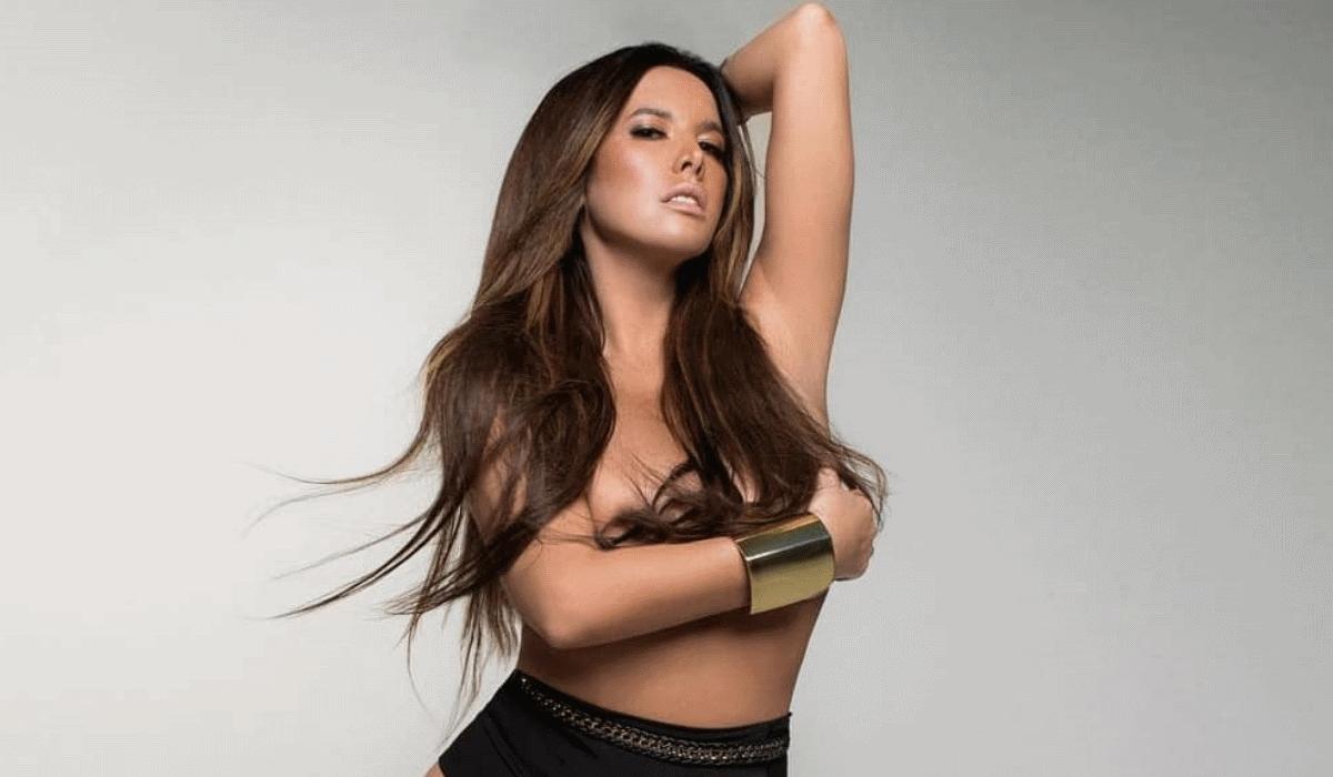 Nives Celsius, a famosa que já teve relações sexuais no relvado