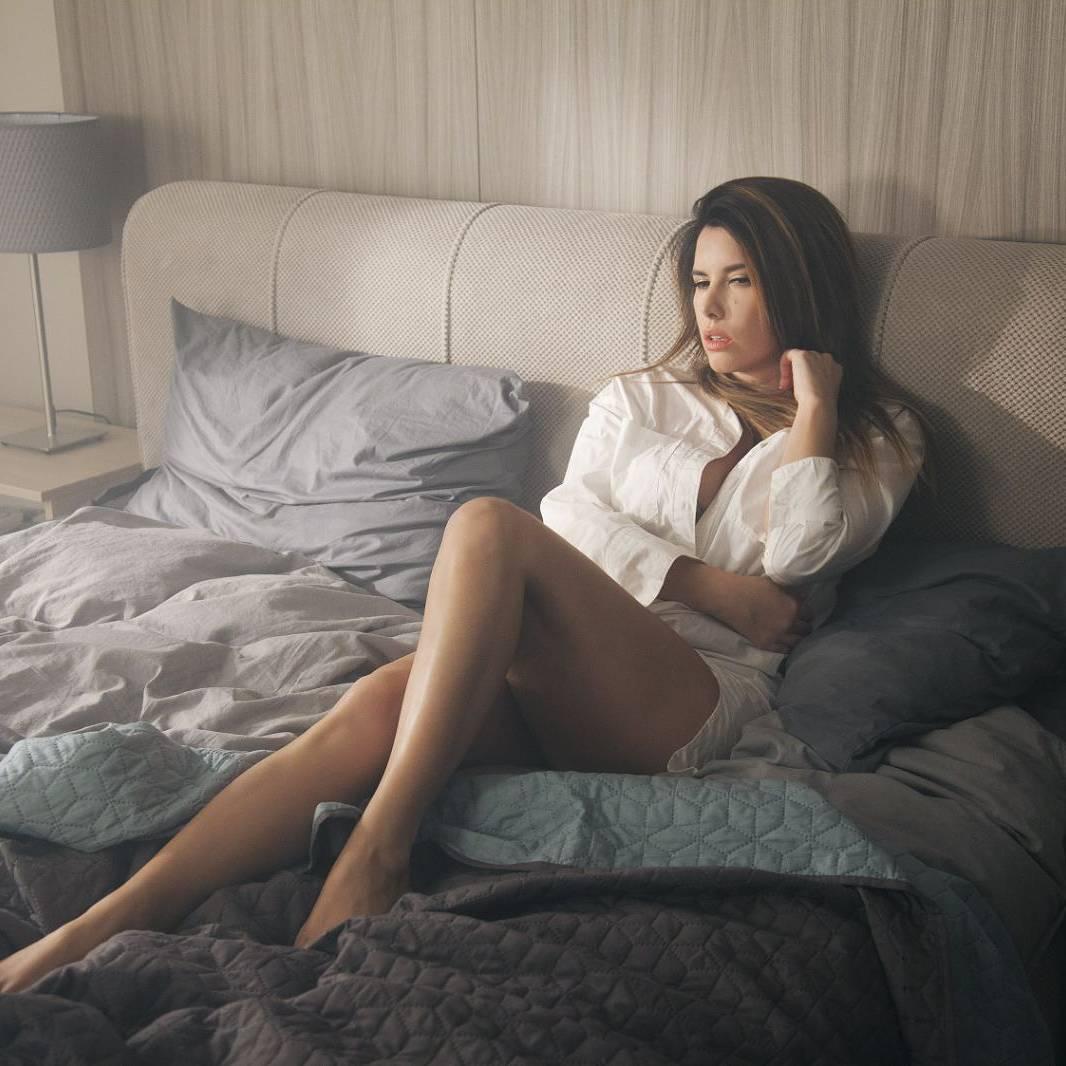 Nives Celsius, a fervorosa adepta croata que já teve relações sexuais no relvado