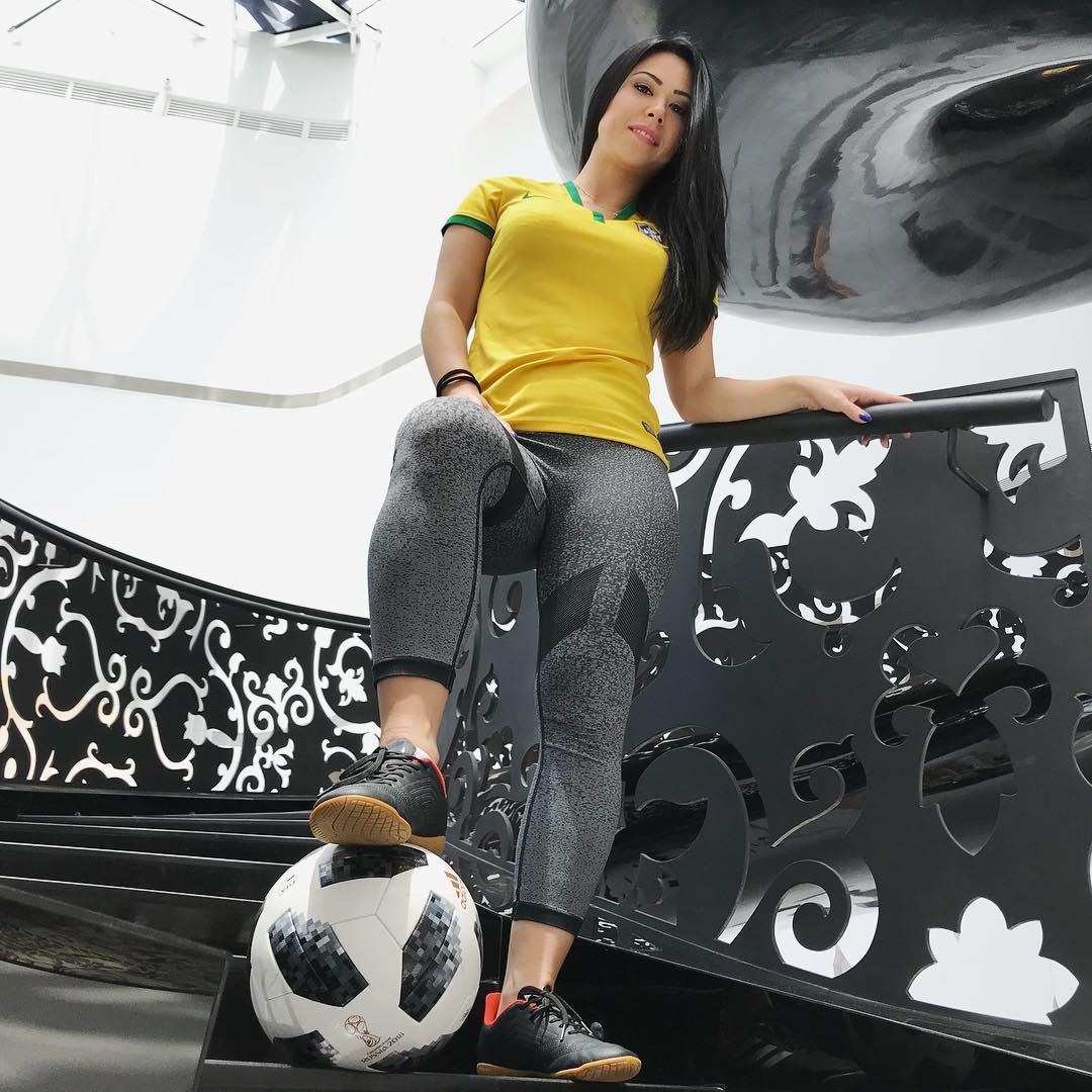 Raquel Benetti, a musa do freestyle que todos os clubes queriam contratar