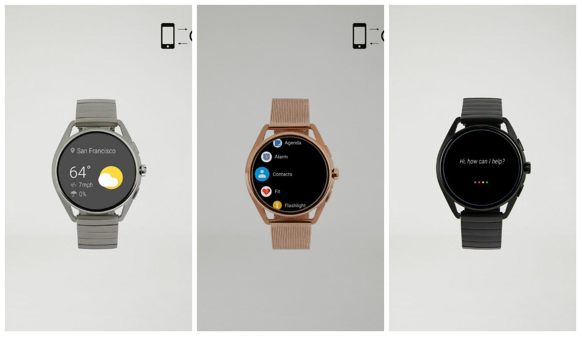 Armani aposta em smartwatches que aliam luxo à tecnologia