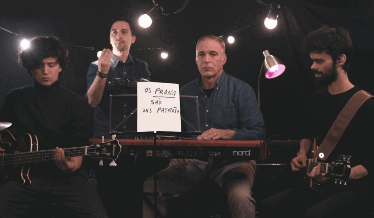 Rodrigo Guedes de Carvalho troca jornalismo pela música