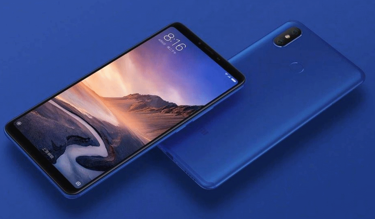 Xiaomi Mi Max 3, maior no ecrã e na bateria