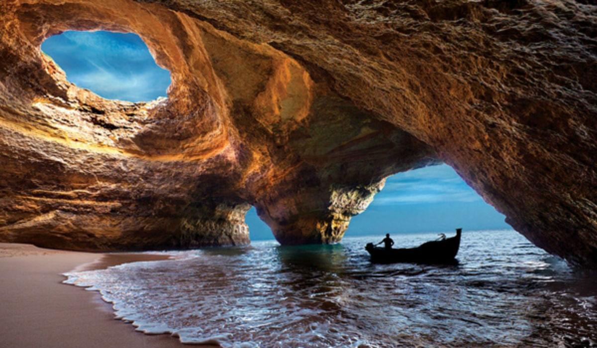 Estas são as 10 melhores fotografias das grutas de benagil