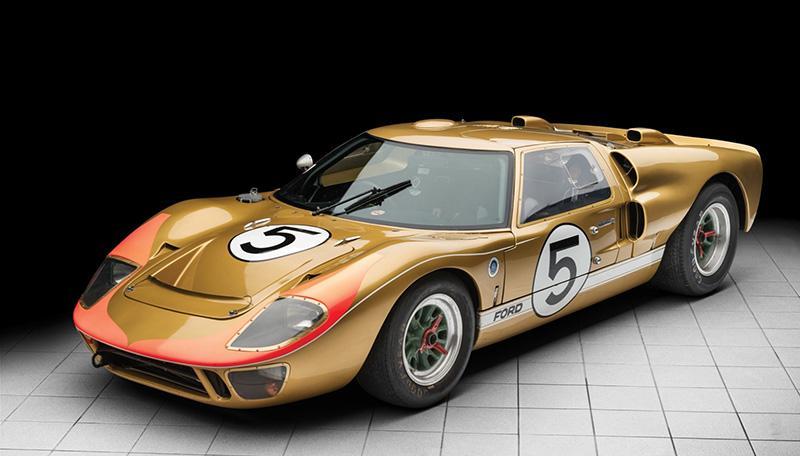Ford 40 GT Mk II que fez sucesso nas 24H de Le Mans pode ser seu