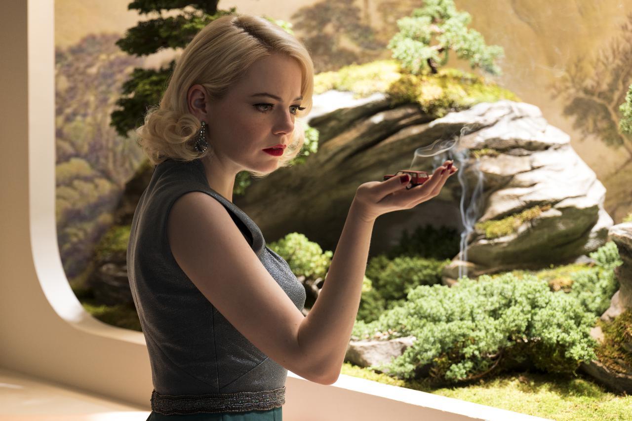 """Emma Stone e Jonah Hill são as estrelas de """"Maniac"""", a nova série da Netflix"""