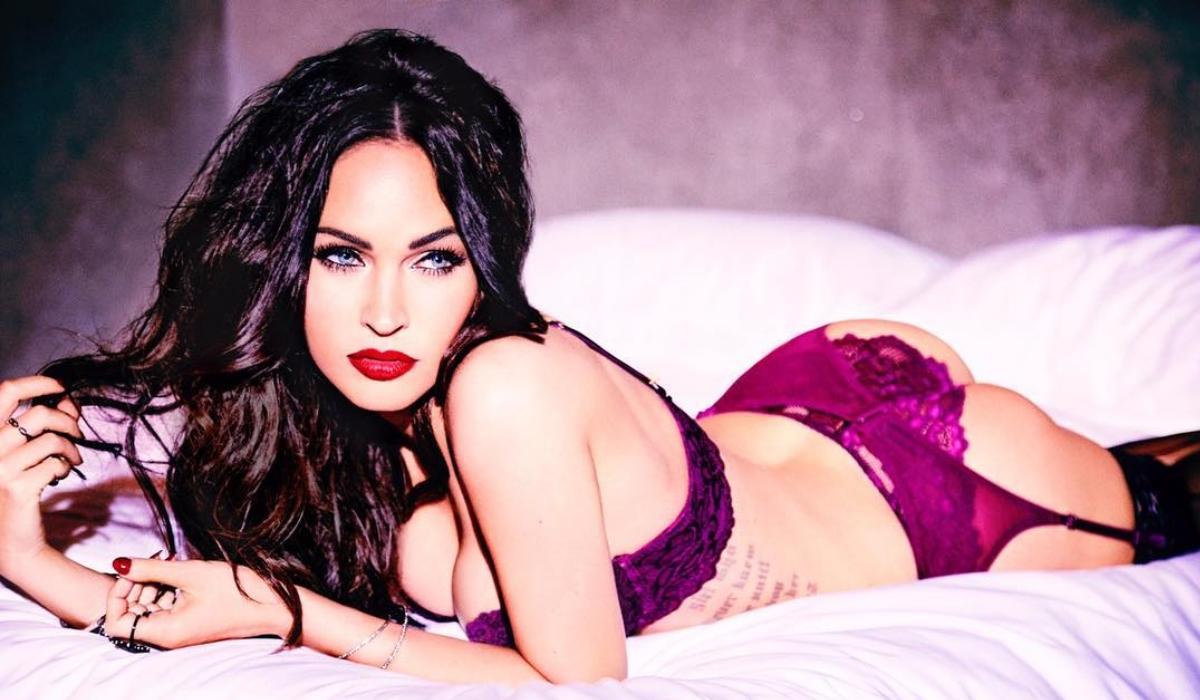 Megan Fox, a atriz para quem a sensualidade é uma segunda pele