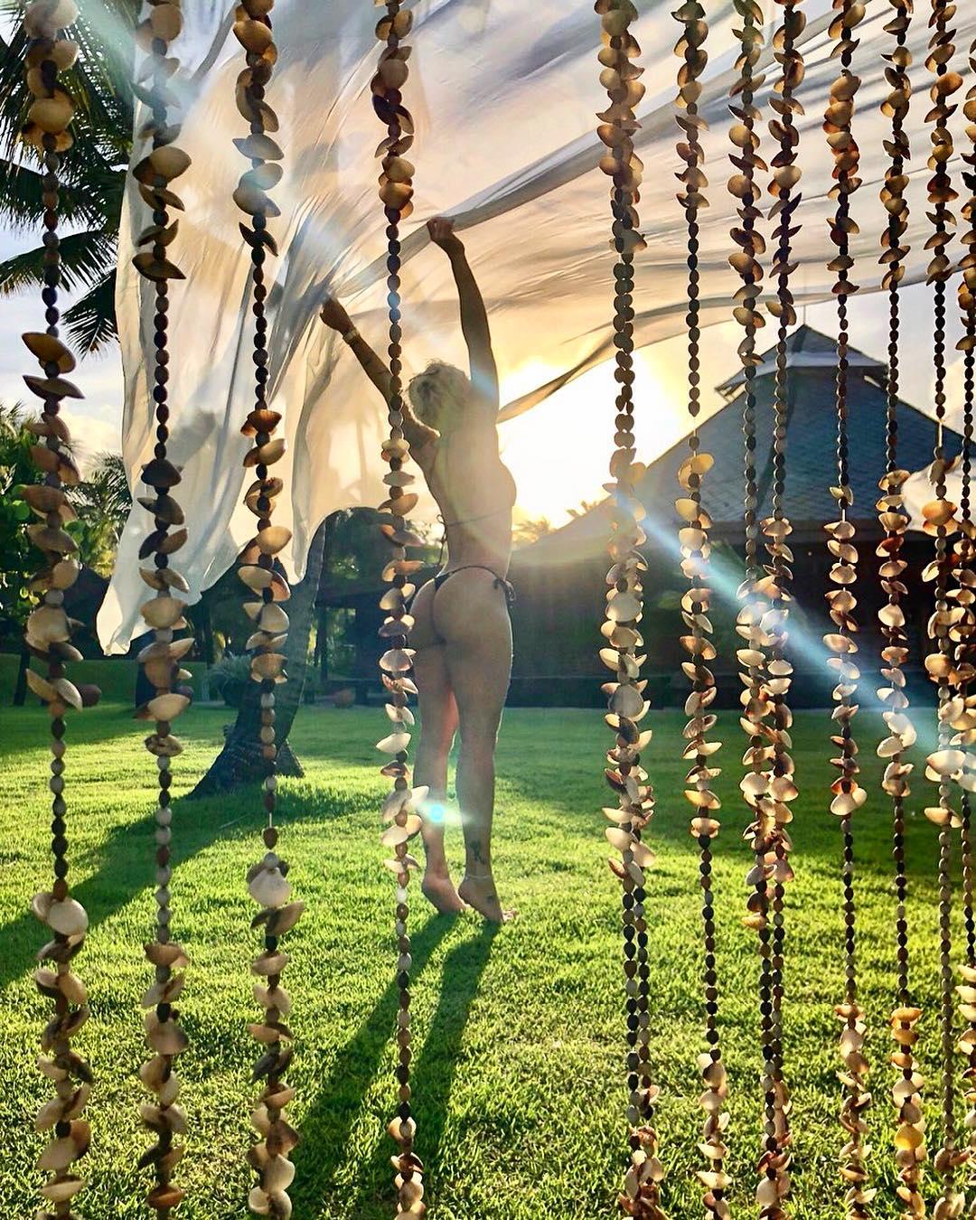 A boa forma de Carina Lima, o dia de sonho de Bárbara Norton de Matos e o bumbum de Diana Monteiro
