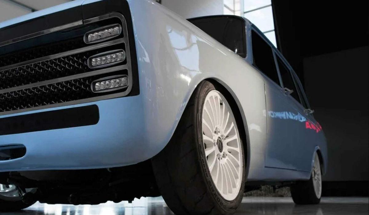 Kalashnikov prepara modelo para concorrer com a Tesla