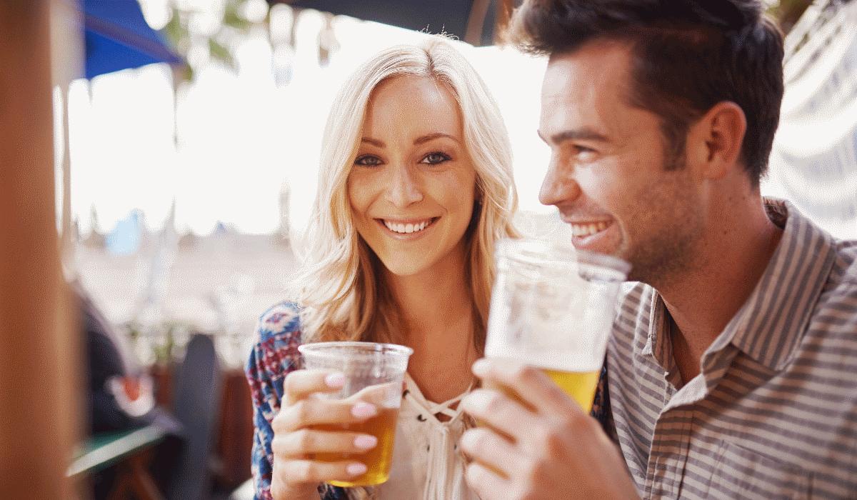 Beber seis cervejas por semana faz bem à saúde