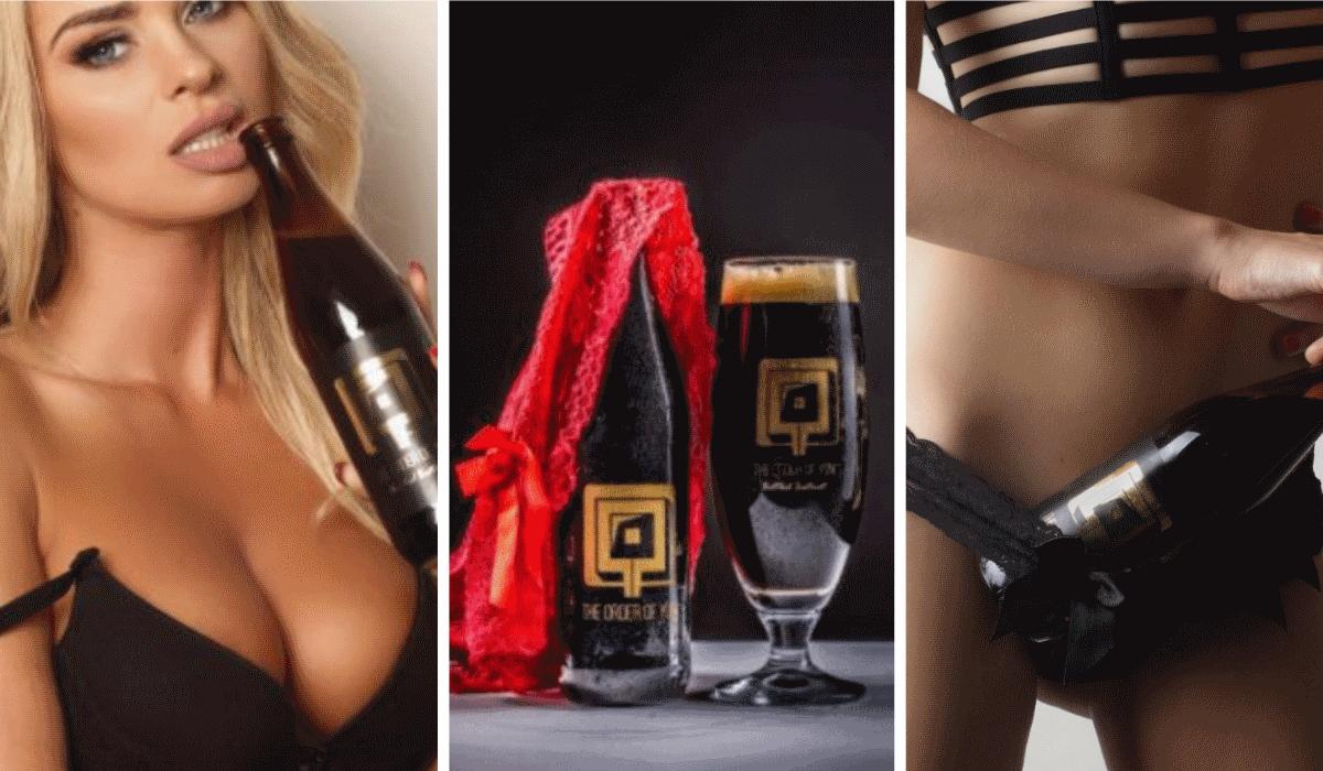 Já pode beber cerveja com sabor a… vagina