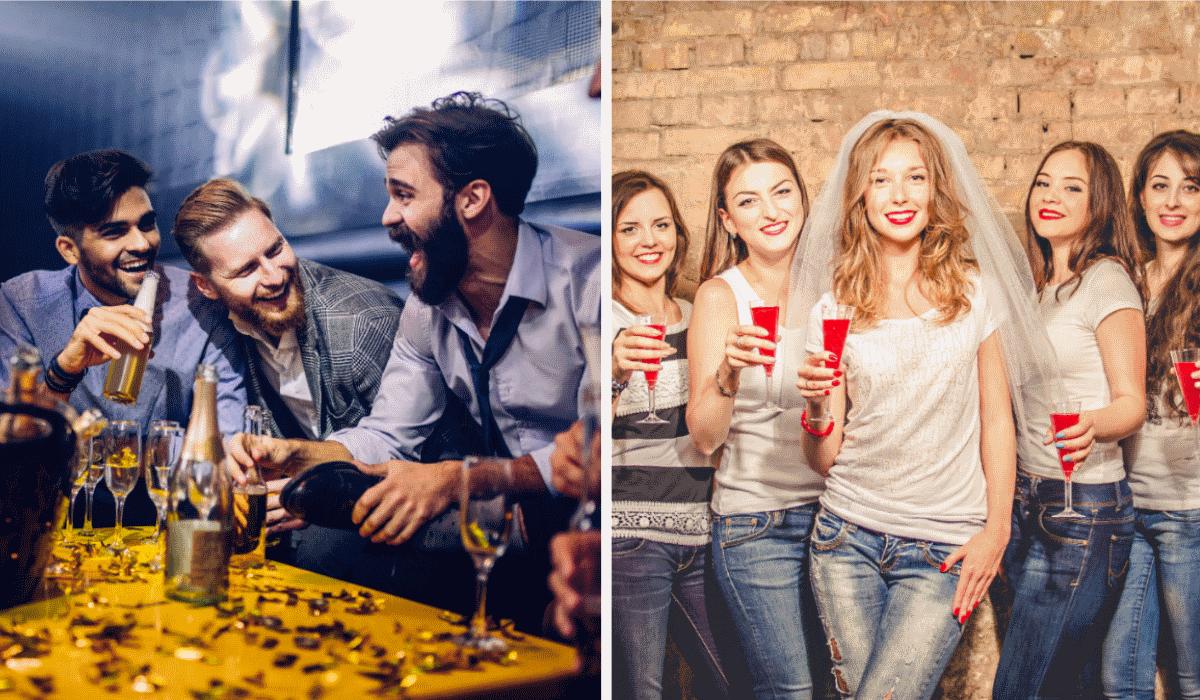 8 destinos ideais para as despedidas de solteiro deles e delas