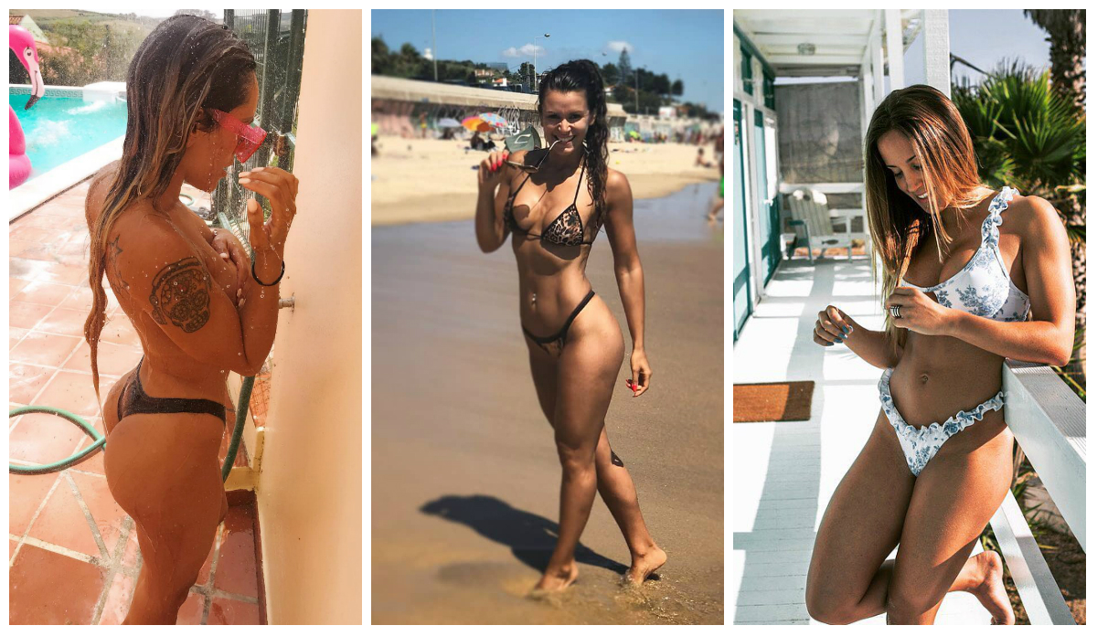 11 portuguesas que encantam pela boa forma física